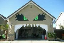 Haunted Houses...in Garages!