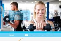 Free Sport HTML Templates / Sport HTML website templates available for free download.