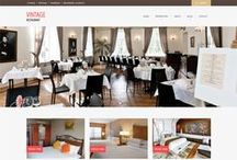 Free Restaurant Website Templates / Restaurant & Cafe HTML website templates available for free download.