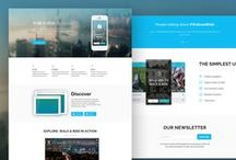Free One Page HTML Templates