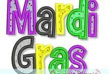 Mardi Gras / Festive, colorful and Fun!