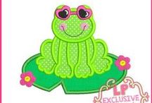 The Applique Club / Designs by Lynnie Pinnie which were formerly part of The Applique Club.    Check back often as we will be adding more designs the next several months.