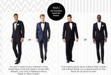 Men in Fashion / Come si annoda la cravatta? Il fazzoletto nel cravattino? E la barba? Essere uomo è faticoso! Tranquillo: al tuo stile ci pensiamo noi! // Being a man is not so easy. Relax: here we are with some fashion tip.