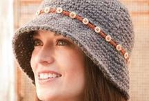 :: Crochet & Knit - Hat ::