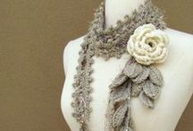 :: Crochet & Knit - Scarf ::