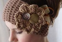 :: Crochet & Knit - Headband ::