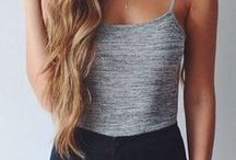 Summer-Spring looks / Outfits Ideas