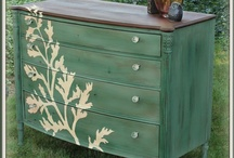 Furniture Makeovers / by Cassie Reagan