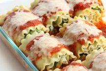 Recipes/Pasta,Potatoes,& more
