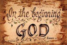 Faith/Scripture: Old Testament