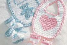 Handiwork/Crochet Stitches and patterns