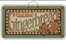 Recipes/GingerBread !!!