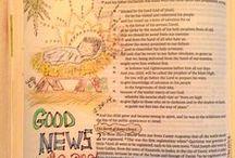 Art/Bible Journaling
