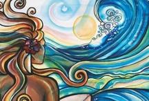 Ocean Inspired: Art