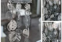 DIY - Plastic flessen