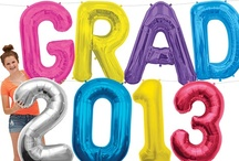 Graduation / Graduation Balloons and Graduation Invitations / by Balloon Warehouse