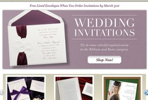 Invitations  / by Balloon Warehouse