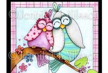 Love Owls... / by The Glitter box...