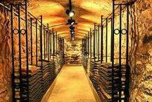 Architecture | cellars, celliers e bottiglierie / Bottiglierie, cellars et celliers, cantine vinicole / by Edoardo Venturini Bioarchitetto