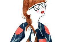 Illustrations  ¤♡¤
