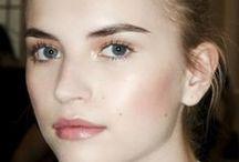make up!!! <3  y limpieza facial...