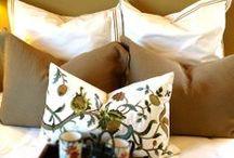 Bedroom Decor / FrugElegance by Design: Frugal & Elegant Home Decor for your Bedrooms.