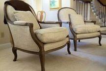 Living Room Decor / FrugElegance by Design: Frugal & Elegant Home Decor for your Living Room areas.