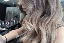 BRONDE HAIR / COLOR