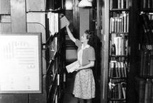 Vintage San Jose Librarians