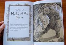 Fairytales.Myths.Legends.Sagas.Fables.Story Books / by Anuuk