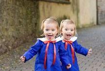 kinderen uit binnen- en buitenland / mooie plaatjes soms met ouders