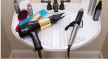 Bathrooms and Orgnization / Stay organized while getting ready!