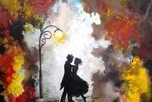 Watercolor/Inspirations / Watercolor I like