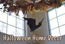 Halloween / Home Decor, DIY & Recipes- Everything Halloween