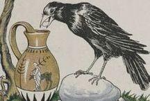 Crows n Ravens Magik / by Aum