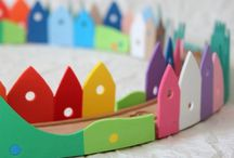 Create with kids / DIY activities to make with or for children to foster their creativity, learning, and fun