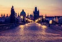 Prague / Prague, la capitale de la Tchéquie, dans mon coeur