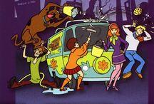 Scooby doo / Scooby doo  / by Emma & Sophia