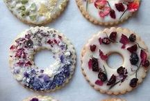 Bake / Delicious looking cake, biscuit, cookie and brownie recipes