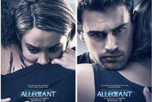"Divergent / ""She wasn't the world...but she was mine""  - FourTris♡ - Divergent,Insurgent,Allegiant."