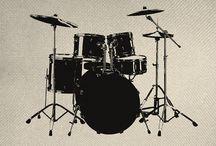 - Drums -