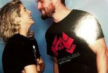 Best chemistries / Real life couples or on-screen cute couples & some of the best chemistries. Sorry not sorry Stemily is everywheeere. <3