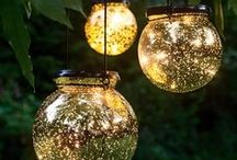 Outdoor Lighting / All about beautiful outdoor lights and decor