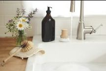 Green Cleaning Tips / Green and Eco-friendly household cleaning tips