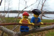 Omat Lego-hahmokuvat