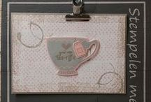 Stampin' Up! - A Nice Cuppa