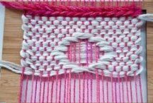 Weaving Tutorials: Best of The Weaving Loom / Your one-stop board for all my weaving tutorials