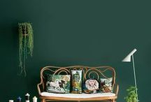 INTERIOR . GREENS . / home . styling . decoration . botanical .