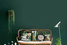 INTERIOR . GREENS . / home . styling . decoration . botanical .