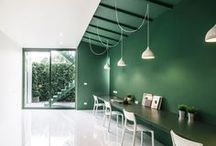INTERIOR . OFFICE . / workplace . styling . decoration . inspiration .